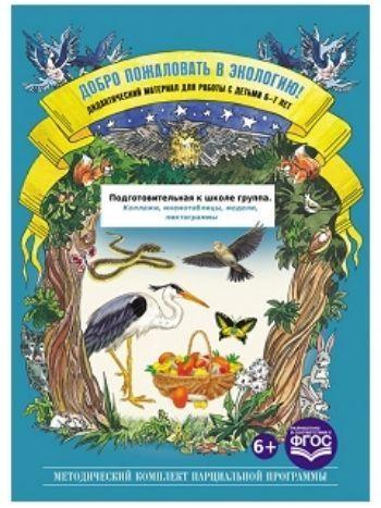 Купить Добро пожаловать в экологию! Дидактический материал для работы с детьми 6-7 лет. Подготовительная к школе группа. Коллажи