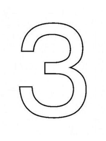"""Купить Трафарет для цветного песка. Русский алфавит """"З"""" в Москве по недорогой цене"""