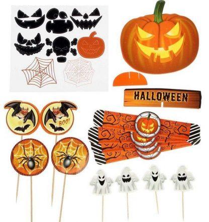 Купить Набор для проведения Хеллоуина