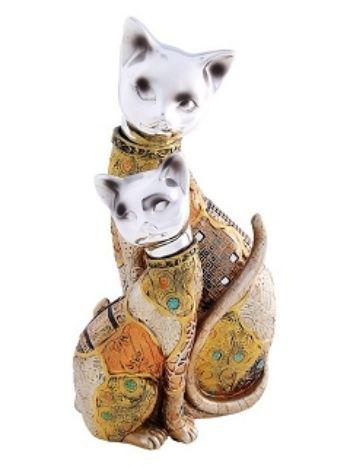 """Купить Сувенир """"Две кошки"""". Мозаика в Москве по недорогой цене"""