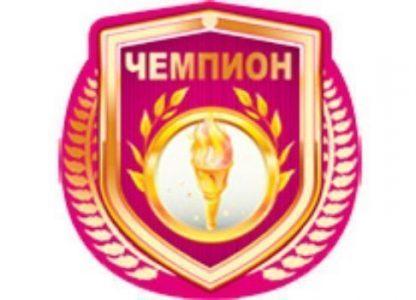 Купить Медаль. Чемпион в Москве по недорогой цене