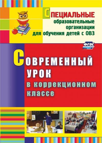 Купить Современный урок в коррекционном классе в Москве по недорогой цене