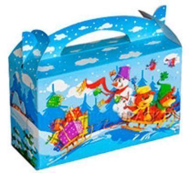 """Купить Упаковка для подарков """"Новогодние каникулы"""""""