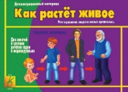Купить Демонстрационный материал. Как растет живое в Москве по недорогой цене