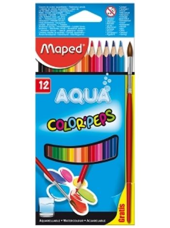 """Купить Карандаши цветные акварельные """"Color Peps Aqua"""""""