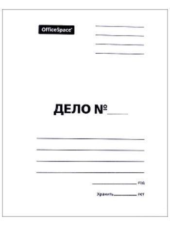 """Купить Папка-обложка """"Дело"""" в Москве по недорогой цене"""