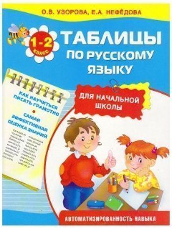 Купить Таблицы по русскому языку для начальной школы в Москве по недорогой цене