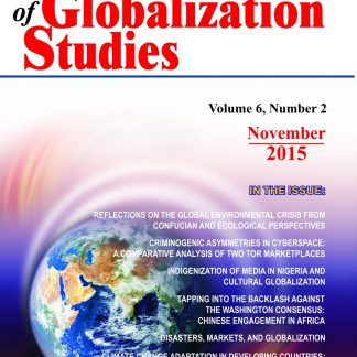 "Купить ""Journal of Globalization Studies"" Volume 6"