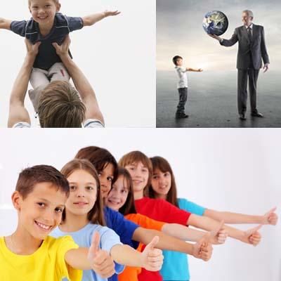 Типы детского характера