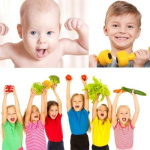 Рост ребенка. Как быстро растет ваш ребенок?