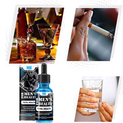 For Men's Health - средство от алкоголизма