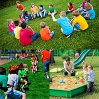 Десять подвижных игр для ваших детей на свежем воздухе.